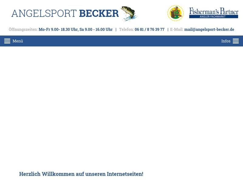 Screenshot von https://www.angelsport-becker.de/