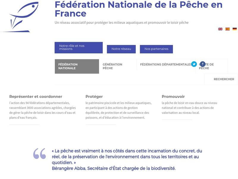 Screenshot von http://www.federationpeche.fr/
